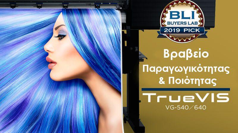 Βραβεία TrueVIS VG