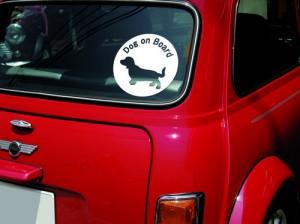 p c sticker dog
