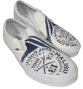 1 sample shoe large