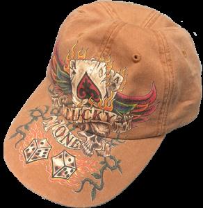 sample cap large