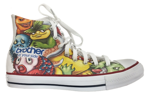 sample monster shoe large